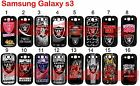 Oakland Raiders Samsung Galaxy s3 Case Hard Silicone Case ##