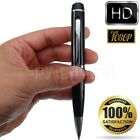 New Spy Camera Pen Hidden Camcorder Video DVR 1080p HD Surveillance LOW LIGHT