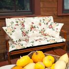 Cushions 1-4Seater for Garden Swing Bench Chair Seat+Backrest or pillow only