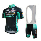 Mens Adult Suit Outdoor Sports Hot Bike Road Cycling Bicycle Short Sleeve Jersey