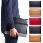 LENTION Leather Bag Sleeve Case For 15 inch MacBook Pro with Retina Display New