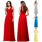 PLUS 22+ Mother of Bride Wedding Guest Floral Long Evening Prom Bridesmaid Dress