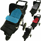 Footmuff Compatible with Out N About Nipper Sport Double Cosy Toes Pushchair