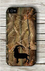 montage camouflage male goat silhouette  CASE FOR iPHONE 4 5 5C 6 -PDF5z