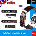 HOCO Premium Genuine Cow Leather Strap Band for Apple Watch iWatch 42mm UK
