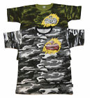 NPC Camo T-Shirt with Bicep Logo- New