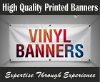 Cheap Custom Printed Vinyl Banners - Your Own Design - full colour digital print