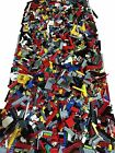 2000+ Clean Lego Pieces 4lbs HUGE LOT- WITH MINIFIGURES Washed and Sanitized