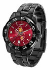 Arizona State Fantom Watch Gunmetal Red Dial Ladies or Mens Anochrome