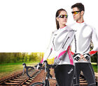 Women/Men's Breathable Quick Dry Cycling Bike Bicycle Long Sleeve Jersey Jacket