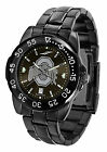 Ohio State Buckeyes Watch Fantom Gunmetal Finish Mens Ladies Black Dial