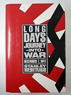 WW2 US Long Days Jorney into War December 7 1941 Reference Book