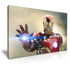 IRON MAN The Avengers Super Hero Canvas Framed Print ~ More Size
