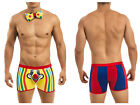 Sexy Costumes CandyMan 99072 Candyman Clown Costume Outfit Long Boxer