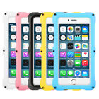 """FEYCH IP68 Dirt SnowProof Cover case for iPhone 6 4.7"""" Plus 5.5"""" Cell Phone"""