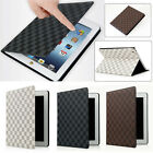 New Sleep Stand Leather Smart Case Cover For Apple iPad2 3 4/iPad Air/Mini 1 2 3