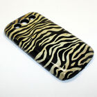 Zebra Stripes Hybrid Shockproof Phone Cover Case For Samsung Galaxy S3 I9300