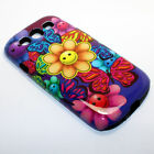 Sunflower & Butterflies Hybrid Shockproof Cover Case For Samsung Galaxy S3 I9300