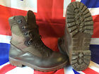 Genuine British Army YDS Kestrel MTP Brown Assault / Combat Boots Gr 1
