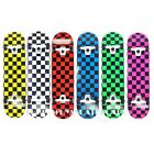 """TWS Full Canadian Maple Checker Deck Complete Skateboard Size 7.5""""/8""""/8.25"""" image"""