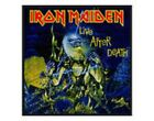 IRON MAIDEN - OFFICIAL SEW-ON PATCH logo patches fear of the dark killers