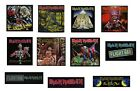 # IRON MAIDEN - OFFICIAL SEW-ON PATCH logo patches number of the beast trooper