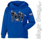 FELPA BIG TIME RUSH BOY BAND NOVITA' CON CAPPELLINO OMAGGIO NEW COLOR RAGAZZI