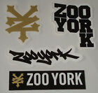 ZOO YORK Skateboard Aufkleber - Gemischte design Skate Sticker