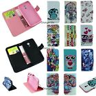 2014 Colorful Stand Wallet Leather Hybrid Case Cover For Motorola Moto G 2nd Gen