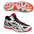 ASICS Japan Men's GEL-VOLLEY ELITE 3 MT Volleyball Shoes TVR712 White Red