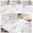 Vintage Butterfly Double or King Duvet Set choice of colours