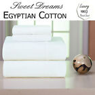 1000TC Hotel Brand UK Bedding Set Collection in 100%Egyptian Cotton Solid/Stripe