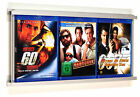 CD Regal - Bluray Wandregal - DVD Display - Steelbook Präsentation - Railposter
