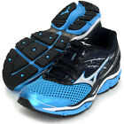 Mizuno JAPAN WAVE ENIGMA 5 Running Shoes Blue Black 2016 New J1GC1502