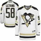 Kris LETANG Penguins Rbk Premier Officially Licensed Stadium Series NHL Jersey