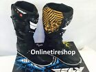 FLY Racing Maverik Adult Motocross Boots MX ATV Black Boot