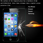 Premium Screen Protector Tempered Glass Protective Film For Smartphone iPhone
