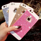 Luxury Bling Glitter Shine Crystal Back Case Cover for iPhone 5S / 6 /6S/ 6 Plus