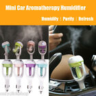 50ML Car Aromatherapy Essential oil Diffuser Humidifier Purifier Freshener  USB