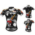 Men Mountain Bkie Jacket Cycling Clothing Bicycle short Sleeve Sport Jersey Top