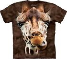 Giraffe Animal T Shirt Adult Unisex The Mountain