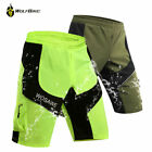 Men's Cycling Mountain Casual Bike Bicycle Baggy Shorts Pants Zippered Pockets