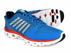 K-Swiss X Lite Mens Blue Tubes Running Trainers UK 7-12 RRP £90 Free UK P&P!