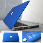 """Royal Blue Frosted Hard Case Cover for MacBook 12""""/ Air Pro White 11"""" 13"""" 15"""""""
