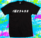 Motorcycle Gear Shifter T Shirt -  5 colour options - Small to 3XL - Biker Gift