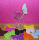 Wedding Die Cuts - Lrg Butterfly - Place Card/Party Invitations - multi Listing
