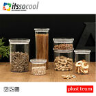 Stockholm, Food Canister Container Dry Food Pasta Storage Box FLour 0.1-2.6L