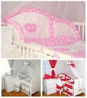 Baby's Comfort 13 PCS BABY BEDDING SET HEARTS ( 12 NEWEST DESIGNS )