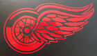 "Detroit Red Wings NHL 12"" Vinyl Decal Sticker $6.5 USD on eBay"