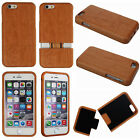 New Luxury Handmade Natural Wood Hard Back Case Cover For Latest Mobile Phones